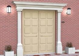 Kapı-Söveleri